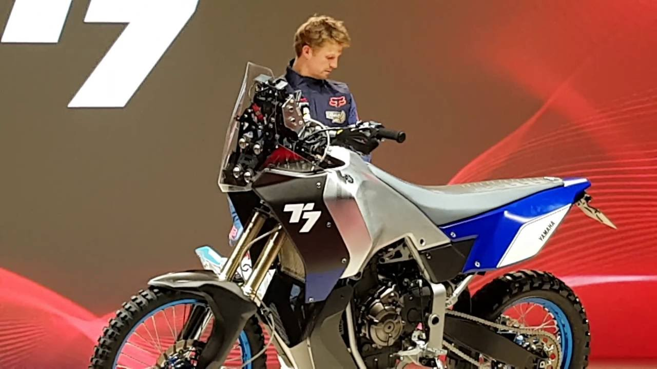 Yamaha T7 Concept World Premiere Launch In Milan First