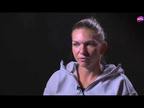 2017 Wuhan Pre-Tournament Interview | Simona Halep