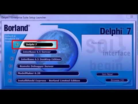 borland delphi 6 gratuitement