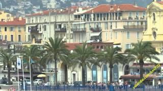 Английская набережная (Promenade des Anglais) Ницца