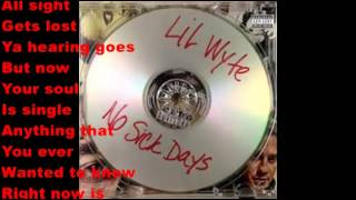 Space (Lyrics)- Lil Wyte