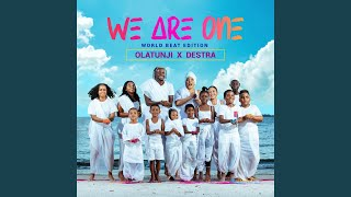 Gambar cover We Are One (World Beat Edition)