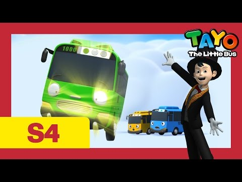 Thumbnail: Tayo S4 #14 l We love fairy tales l Tayo the Little Bus l Season 4 Episode 14