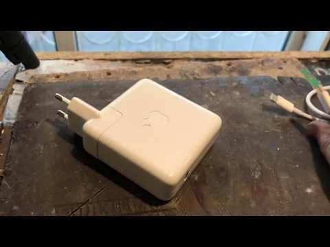 Разбор 87W USB-C Power Adapter