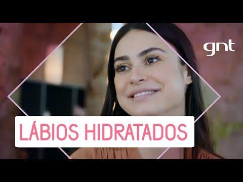 Thaila Ayala fala sobre hidratação dos lábios | Superbonita | Beleza