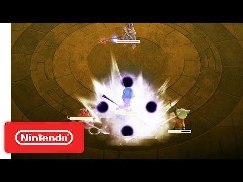 I Am Setsuna - Temporal Battle Arena Update - Nintendo Switch