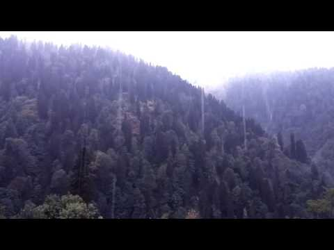 Natural, Mountain View and Rainfall, Ayder