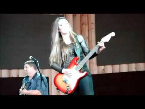 Ally Venable Band @ Moore's Store, Ben Wheeler, TX