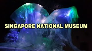 ENG)신비롭고 몽환적인 2019 Night Festival 전시 in Singapore National Museum
