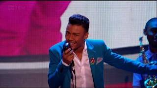 Marcus Collins is so fine, fine, fine - The X Factor 2011 Live Show 5 (Full Version)