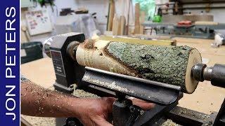 Dogwood Tree Wood Mallet, Lathe Turning Project
