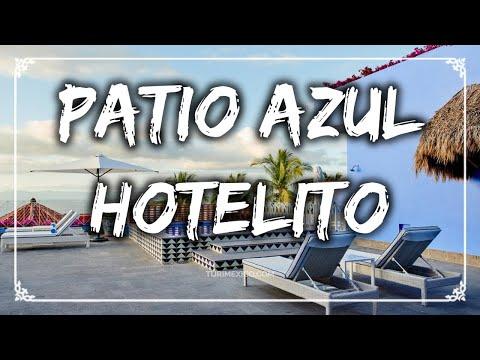 Patio Azul Hotelito Boutique en Puerto Vallarta