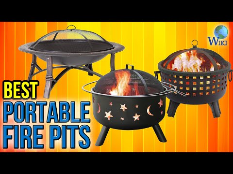 8 Best Portable Fire Pits 2017