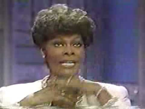 Dionne Warwick - Interview (Arsenio 1990)