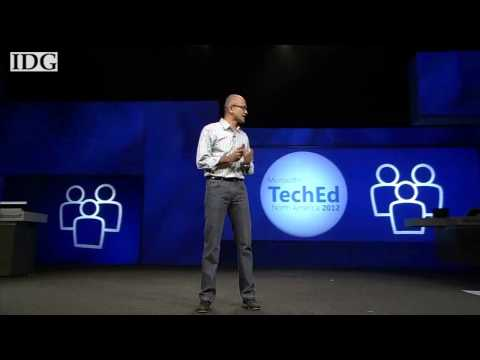 Nowy CEO Microsoft - Satya Nadella