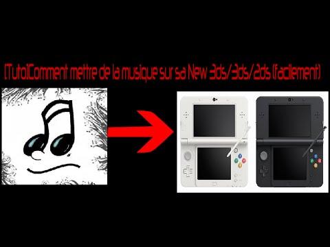 [Tuto]Comment mettre de la musique sur une New 3ds/3ds/2ds(Facilement)