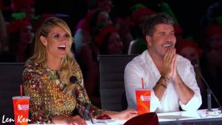 Funny Dogs on America's Got Talent