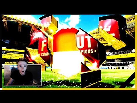 WALKOUT!!! FUT CHAMPIONS MONTHLY & WEEKLY REWARDS!!  | FIFA 17 ULTIMATE TEAM