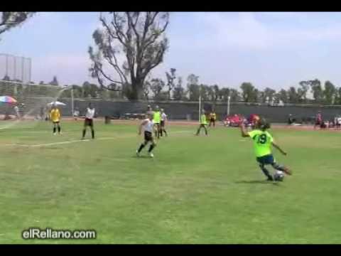 Chicas Jugando Al Futbol Youtube