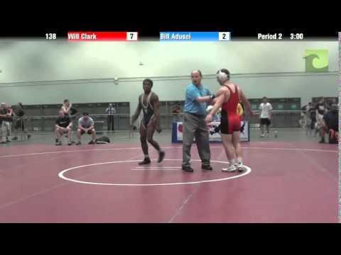 Men 138 - Will Clark vs. Bill Adusei