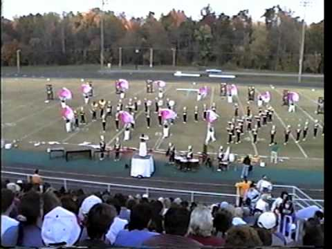 1998 Washington County High School Band