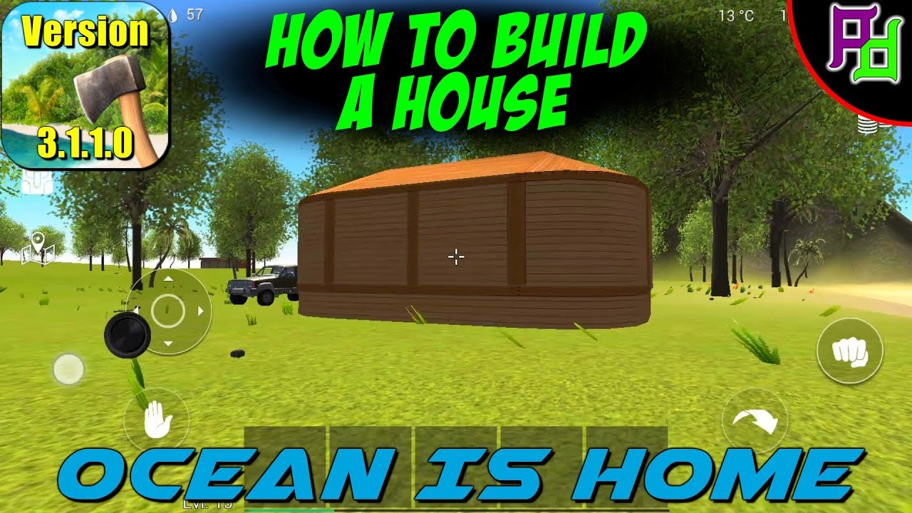 Bon How To Build A House Ocean Is Home Survival Island Android Game Version  3.1.1.0