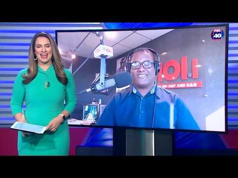 V Mornings - Big Al Talks Celebrity Headlines with Fox 40 Morning News