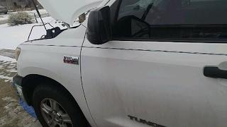 2008 Тойота Тундра V8 на сайт iforce 5.7 л заміна стартера і розстрочка