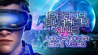 Ready Player One: La Historia en 1 Video