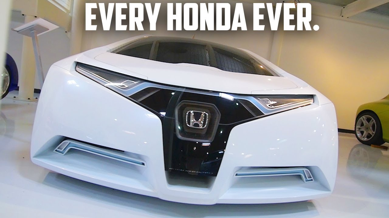 Finding the Rarest Honda Collection in the WORLD!