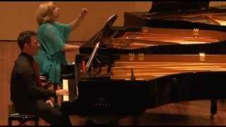 ORFORD SIX PIANOS (2012) La Mer : II. Jeux de vagues - Claude Debussy