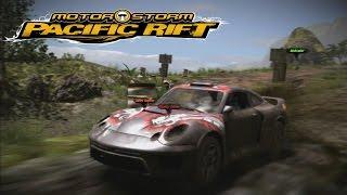 Motorstorm Pacific Rift {The Edge} | Midday | Rally Car: Wulff Revo