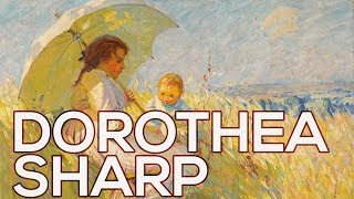 Dorothea Sharp: A collection of 80 paintings (HD)