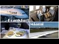 Lufthansa A380 Business Class Flight FRA-MIA | Trip Report | 20.01.2017