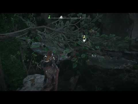 Horizon Zero Dawn ancient vessel location glitch