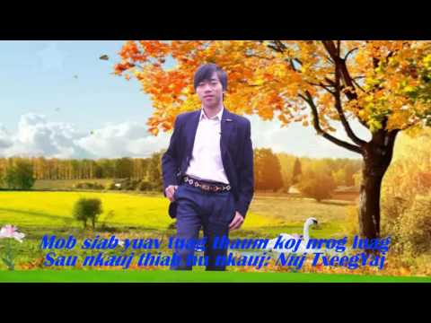 Mob Siab Yuav Tuag Thaum Koj Nrog Luag - Nuj Txeeg Yaj