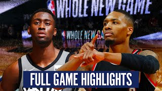 PORTLAND TRAIL BLAZERS vs BROOKLYN NETS - FULL GAME HIGHLIGHTS | 2019-20 NBA SEASON
