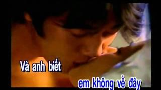 Sao bang khoc - HUyen Thoai Karaoke - YouTube.flv