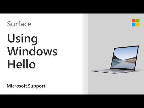 Log into your PC with your face or fingerprint with Windows Hello | Microsoft | Windows 10