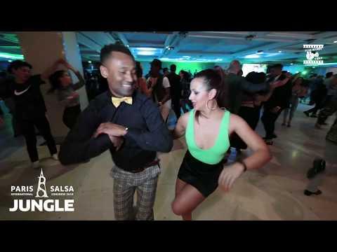 Willy Diamond Antwerp & Sara Milan - Social Dancing @ PARIS INTL SALSA CONGRESS 2019