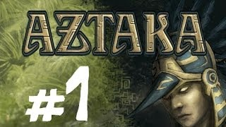 Aztaka Walkthrough: Prologue & Level 1 - The Napatecuhtili Waterfalls