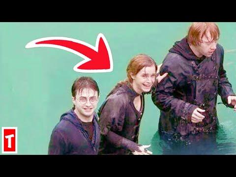 Harry Potter Bloopers