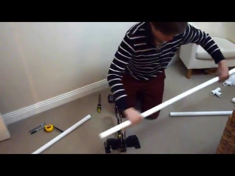 DIY Rear Projection Screen - Part 1 - Intro and Build