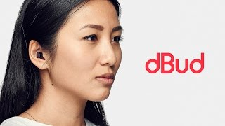 dBud - Volume Adjustable Earplugs
