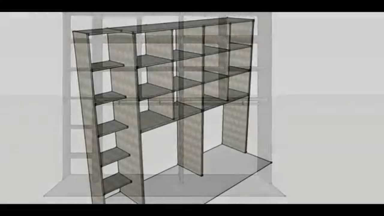 dressing du dessin la r alisation youtube. Black Bedroom Furniture Sets. Home Design Ideas
