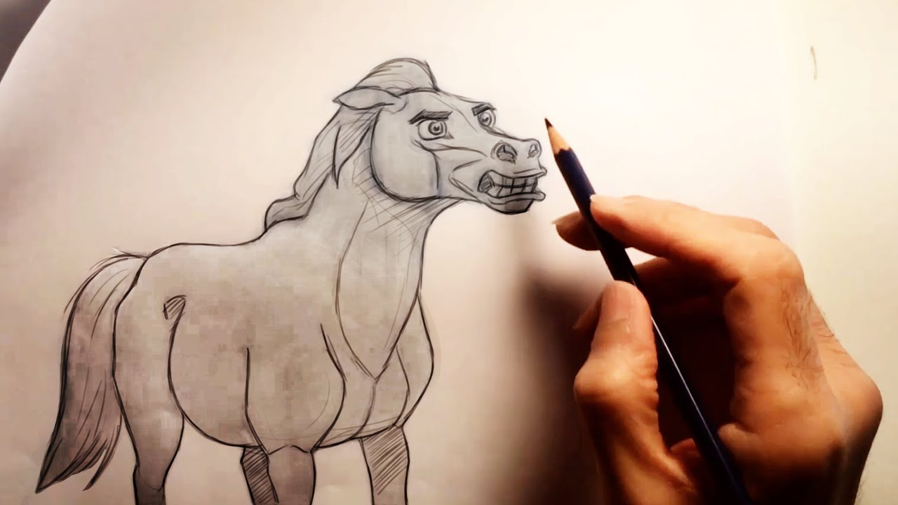 How To Draw Animation On Paper  Traditional Animation