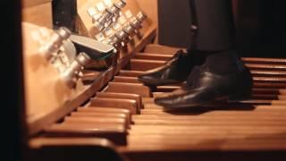 """Jean Langlais """"Epilogue pour pedale solo""""  - Viktor Billa"""