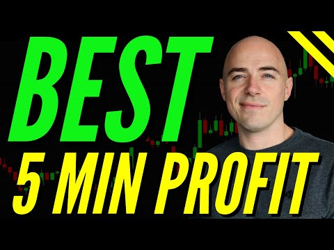 5 Minute Scalping Strategy **HIGHEST WIN RATE**