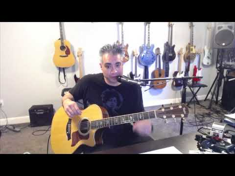 Overwhelmed Guitar Lesson Tutorial | Big Daddy Weave