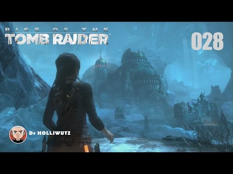Rise of the Tomb Raider #028 - Die gefrorene Stadt Kitesch [XBO][HD] | Let's play Tomb Raider
